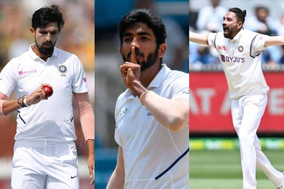 India might field three pacers and two spinners in Leeds. Photo- Twitter
