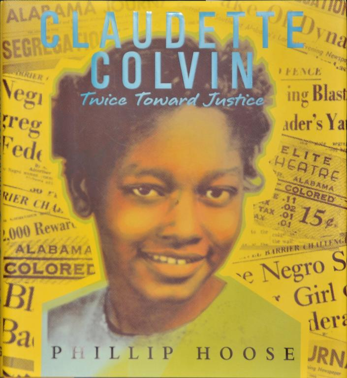 Author Philip Hoose wrote a book about Colvin.