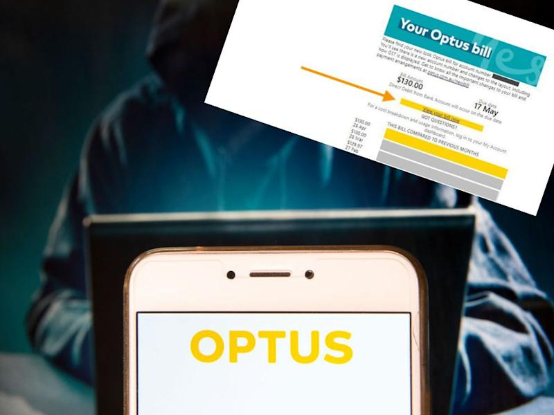 Were you emailed a fake bill from Optus?