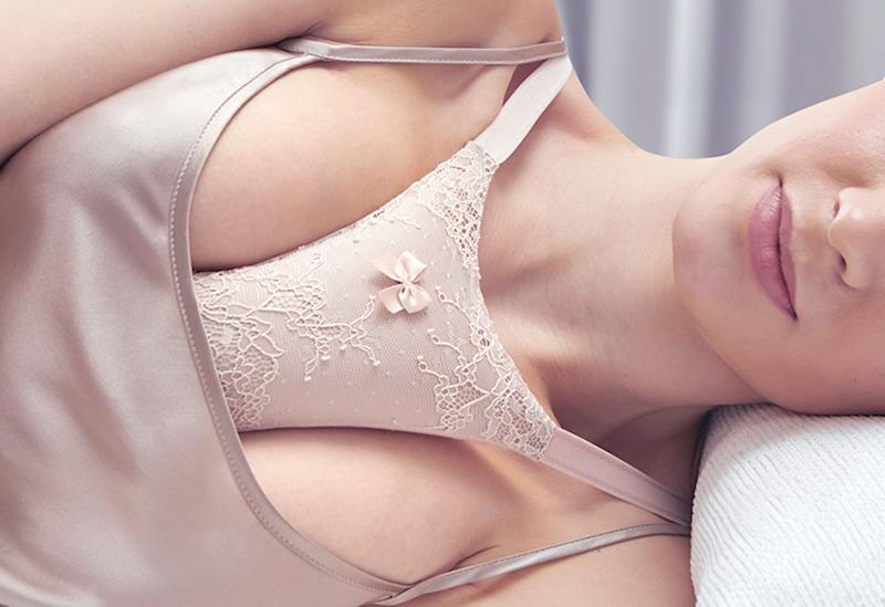 A lot of people have got opinions about this bra. [Photo: sleepandglow.com]