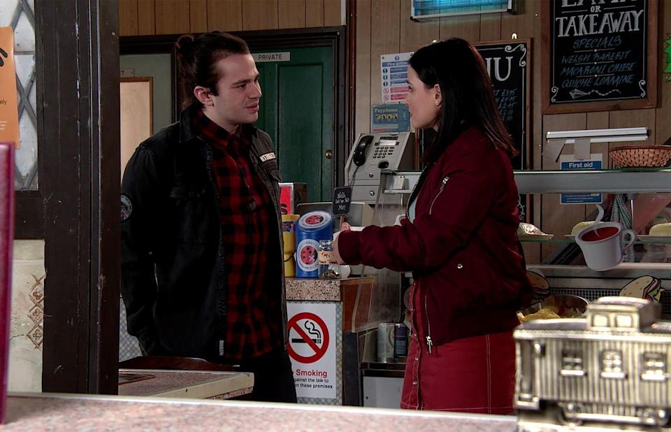 <p>Wanting to show he's committed to Emma, Seb tells Alina that it might be best for her to move out of the flat.</p>