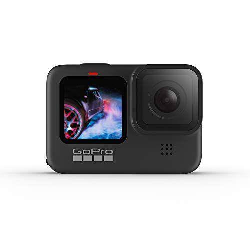 "<p><strong>GoPro</strong></p><p>amazon.com</p><p><strong>$399.00</strong></p><p><a href=""https://www.amazon.com/dp/B08DK5ZH44?tag=syn-yahoo-20&ascsubtag=%5Bartid%7C2089.g.34618159%5Bsrc%7Cyahoo-us"" rel=""nofollow noopener"" target=""_blank"" data-ylk=""slk:Shop Now"" class=""link rapid-noclick-resp"">Shop Now</a></p><p>GoPro's HERO9 action camera is a top item on holiday wish lists, and with stunning 5K video, 20MP clarity, and SuperPhoto capabilities that automatically pick the best image processing, it's easy to see why. It's a new release that's totally worth the upgrade.</p>"