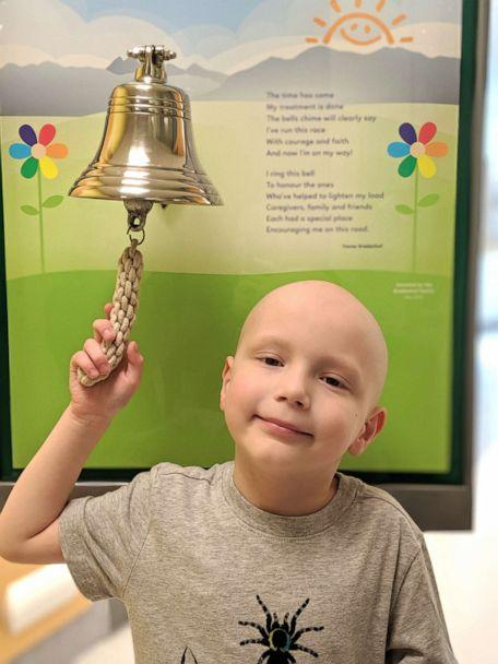 PHOTO: Linden Bradley was diagnosed with cancer last March. (Courtesy Bradley family )