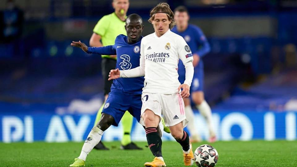 Modric | Quality Sport Images/Getty Images