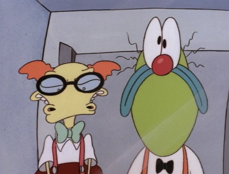 This Rockos Modern Life Ep Was About Being Gay