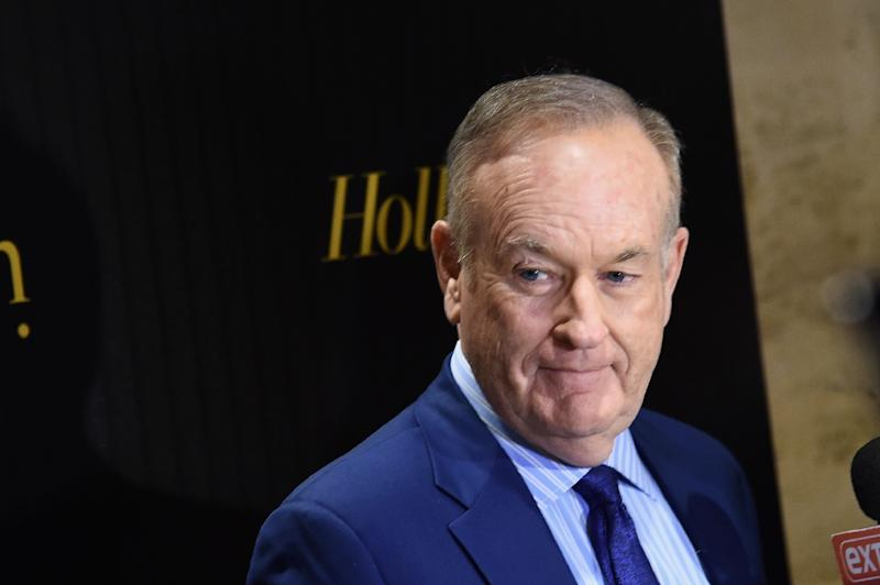 Five women have accused Bill O'Reilly, seen in 2016, of harassment, mostly of using his powerful position at Fox News to pressure them for sexual favors