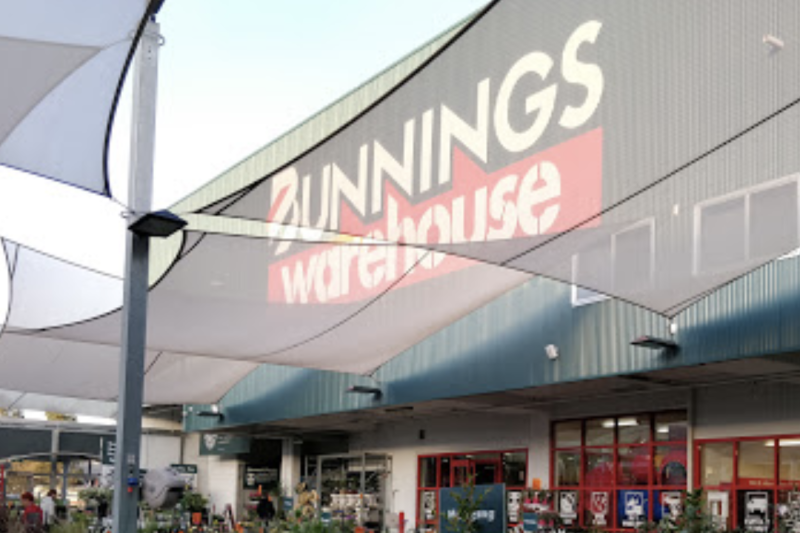 Bunnings will limit the number of certain products available for purchase at a time. Source: Google Maps