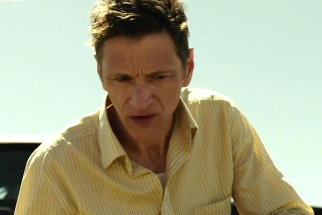 John Hawkes is on the trail of a killer in  <em>Small Town Crime</em>. (Photo: Saban Films)