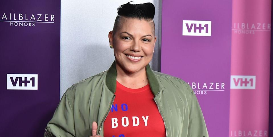 Photo credit: Theo Wargo for VH1 Trailblazer Honors - Getty Images