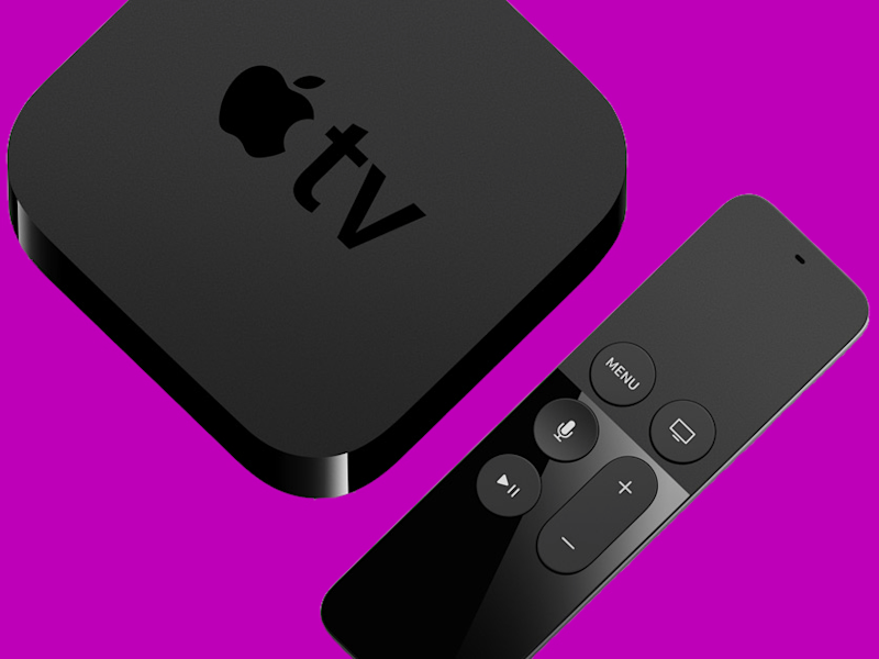 Apple looking at premium pay TV bundle