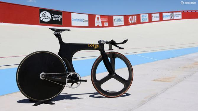 Cycling Hour record bikes