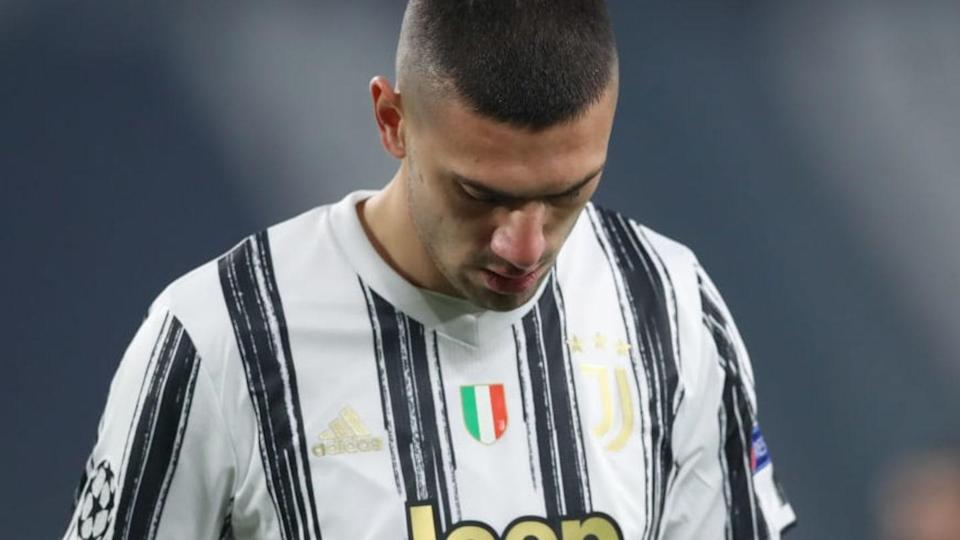 Merih Demiral | Jonathan Moscrop/Getty Images
