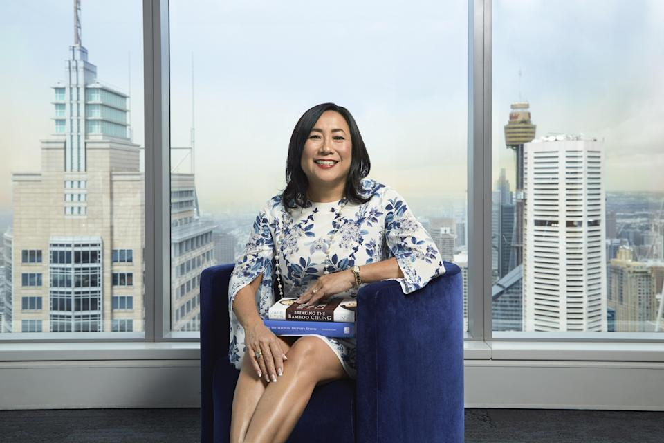 King & Wood Mallesons Sydney partner-in-charge Katrina Rathie. (Source: Supplied)