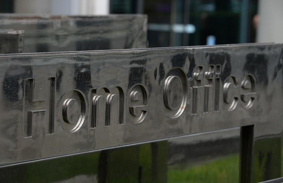 Kevin Foster said Home Office staff are currently processing thousands of applications a day (PA) (PA Archive)