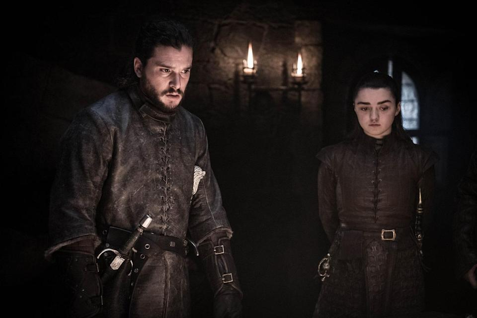 Game of Thrones' Maisie Williams feared fans would HATE Arya Stark's surprise moment in episode 3