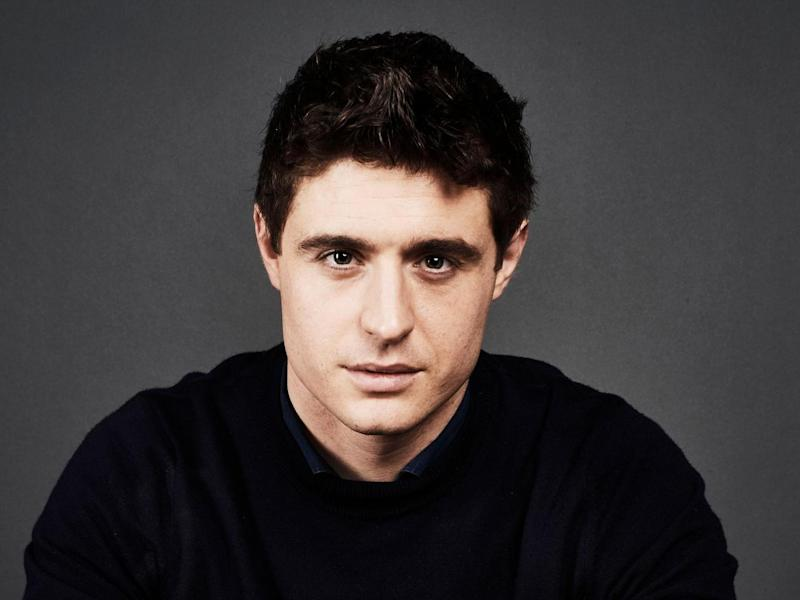 'In modelling, they do a hell of a lot of Photoshop to get you looking like that': Max Irons discusses his role in 'Condor' and the current state of British politics: Rex