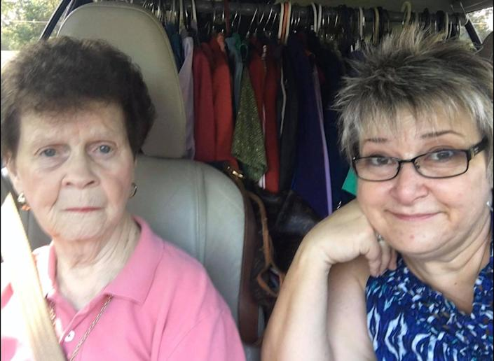 LaVon Oglesbee moved in with her daughter, Lori Oglesbee-Petter, in 2016. They made the drive to McKinney, Texas from West Monroe, Louisiana.