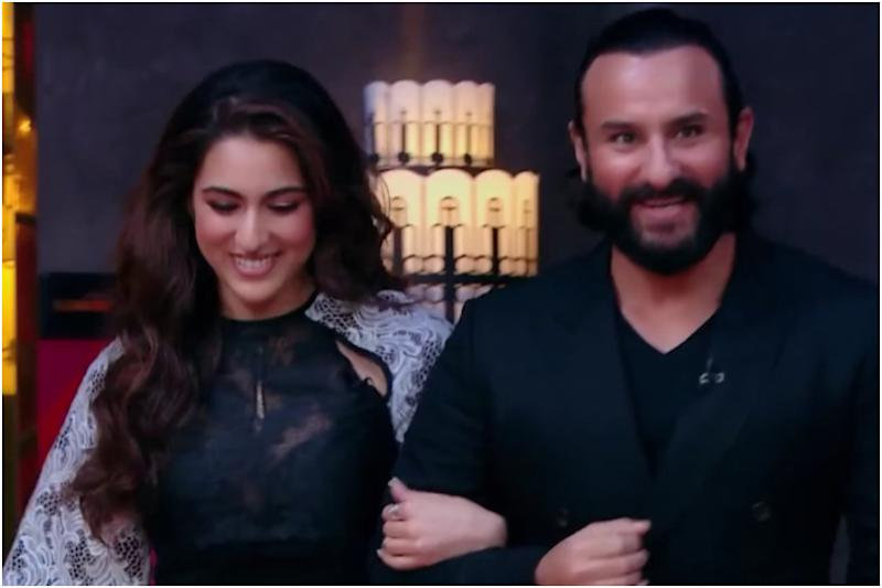 Sara Says Being Saif Ali Khan's Daughter is a Tag She's Proud of