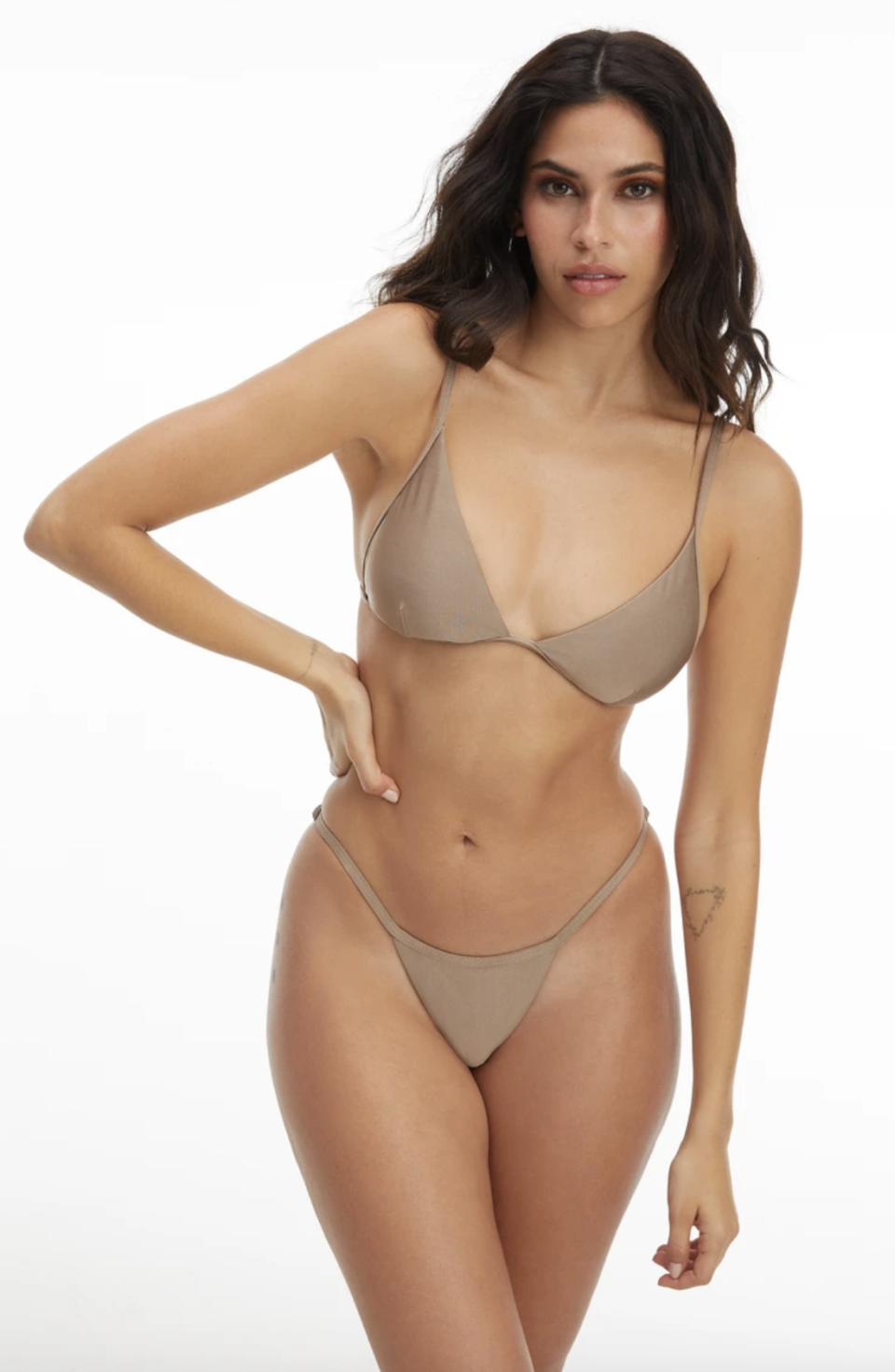 The Perfect Fit Top and The Perfect Fit Bottom - Good American.