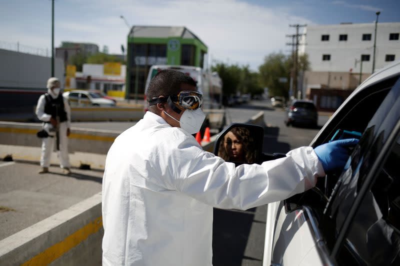 Mexico's coronavirus death toll surpasses 30,000