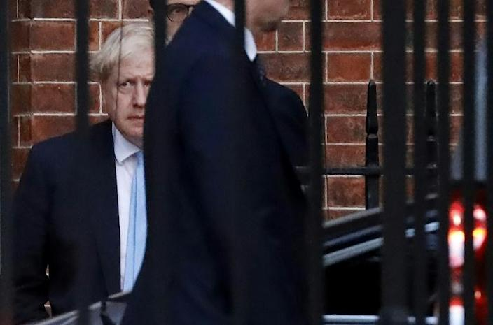 Britain's Prime Minister Boris Johnson is under to pressure to seal a deal he can also sell at home (AFP Photo/Tolga AKMEN)