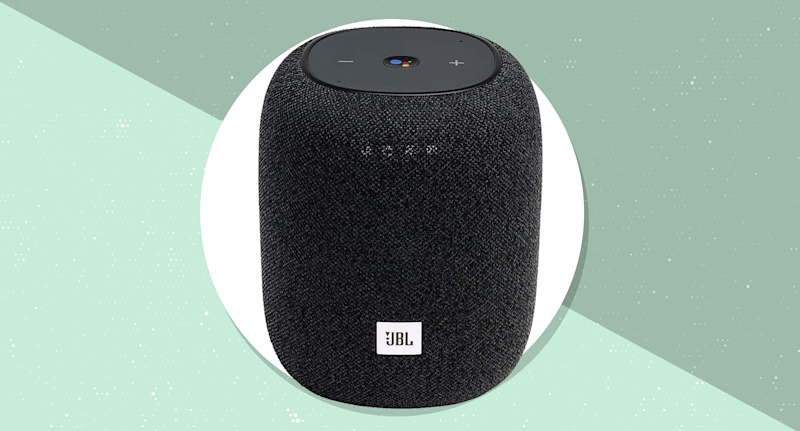 Save 33 percent on the JBL Link Music and get free shipping. (Photo: JBL)
