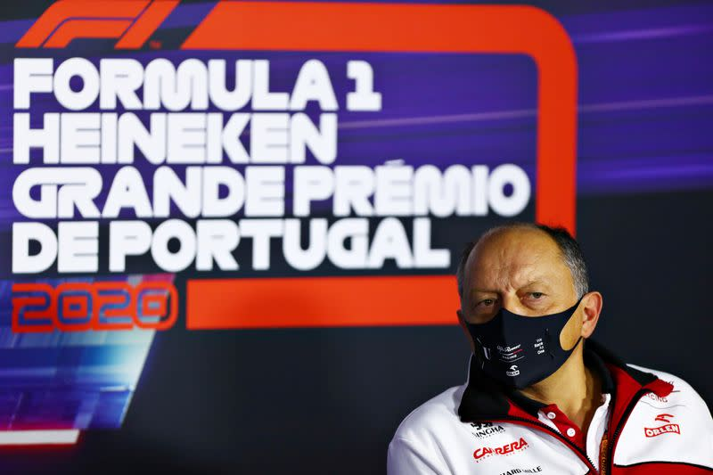 FILE PHOTO: Portuguese Grand Prix