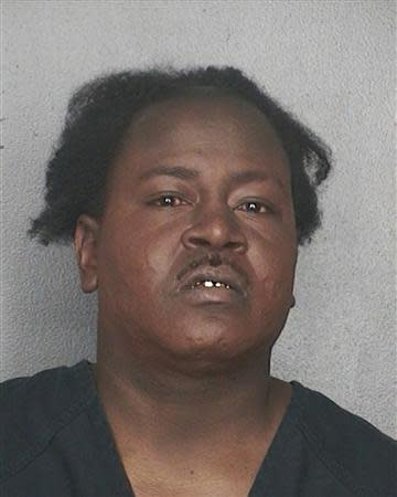 Broward Sheriff's Office photo of Maurice Young, also known as rapper Trick Daddy