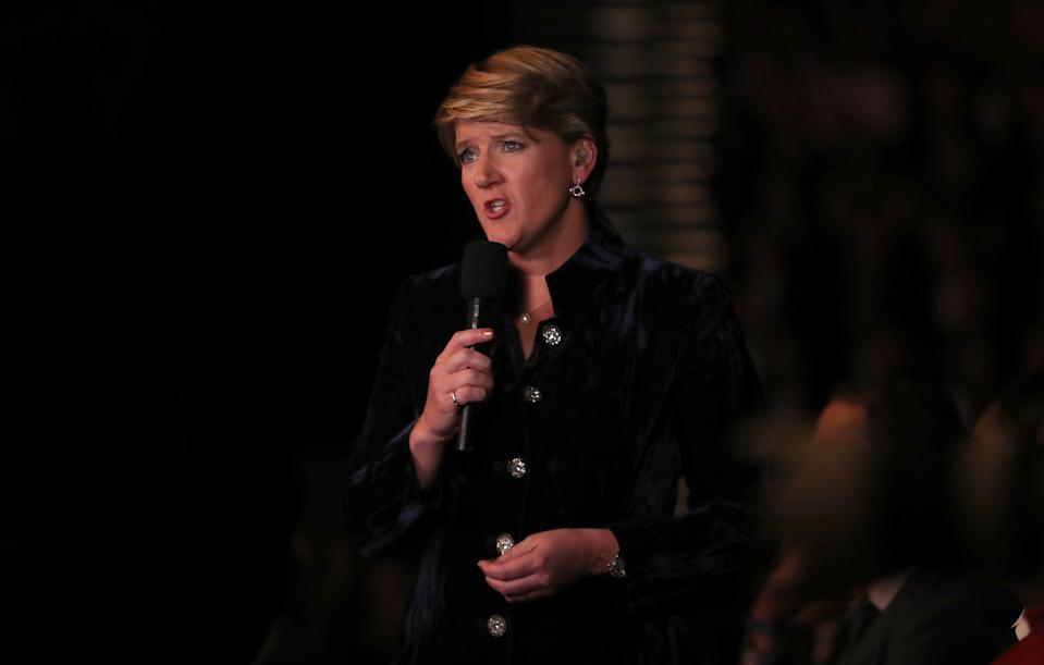 Clare Balding during the BBC Sports Personality of the Year 2019 at The P&J Live, Aberdeen.