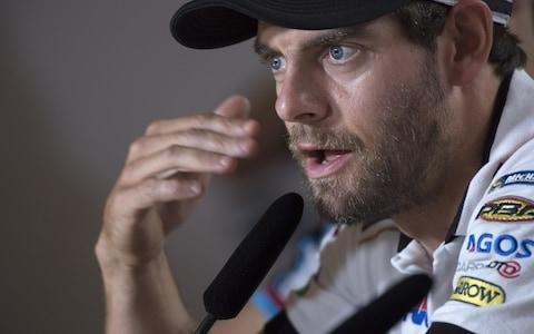 <span>Cal Crutchlow talks candidly about how age affects those in his line of work</span> <span>Credit: Mirco Lazzari gp/Getty Images Europe </span>