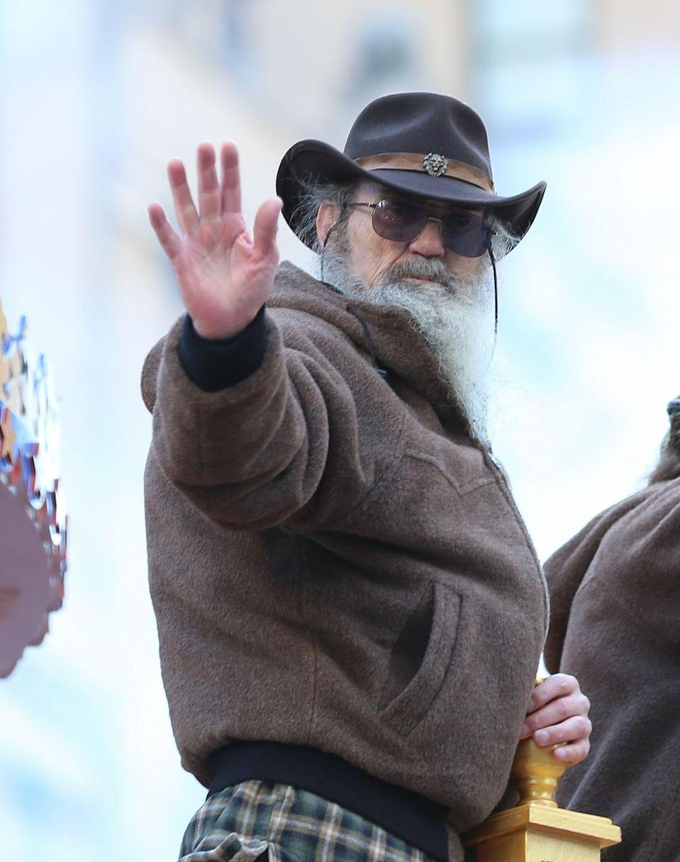 """<p>Before Phil Robertson was the star of <em>Duck Dynasty</em>, he had an impressive career as a college football star. In his native Louisiana, Robertson attended Louisiana Tech University and <a href=""""https://www.espn.com/blog/playbook/fandom/post/_/id/18740/how-good-was-phil-robertson-at-football"""" rel=""""nofollow noopener"""" target=""""_blank"""" data-ylk=""""slk:served as the team's quarterback"""" class=""""link rapid-noclick-resp"""">served as the team's quarterback</a> in the '60s.</p>"""