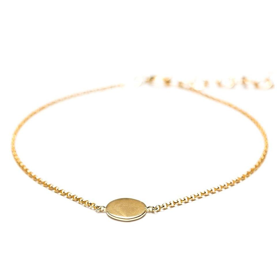 The Kensington Bracelet by Zofia Day was gifted to the Duchess and her six best friends. [Photo: Zofia Day]