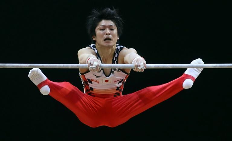 A false positive coronavirus test for Kohei Uchimura rattled nerves in the run-up to the international gymnastics meet