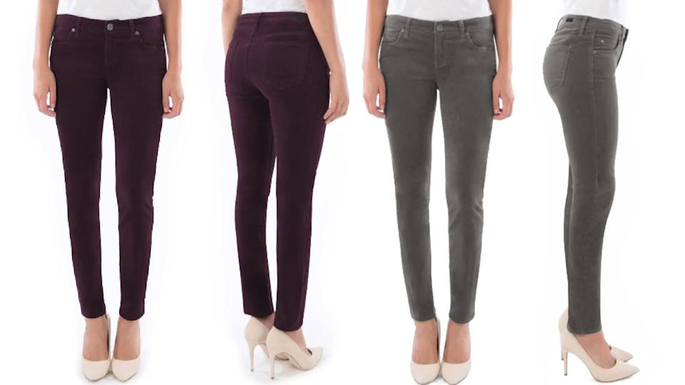 Diana Stretch Corduroy Skinny Pants - Nordstrom, $29 (originally $70)
