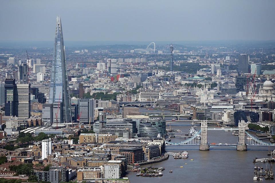 <p>A new study has looked at planned new buildings in London that are 20 storeys or above</p> (Dan Kitwood/Getty Images)