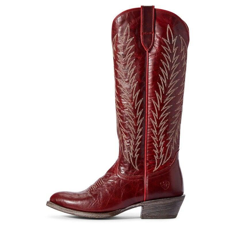 """<br><br><strong>Ariat</strong> Legacy Two Step Western Boot, $, available at <a href=""""https://www.ariat.com/gb/en/10031555_192904245981.html"""" rel=""""nofollow noopener"""" target=""""_blank"""" data-ylk=""""slk:Ariat"""" class=""""link rapid-noclick-resp"""">Ariat</a>"""