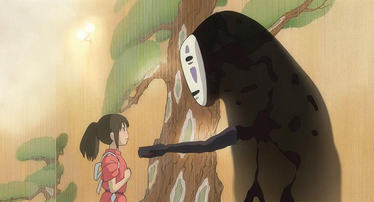 """<p>Widely considered to be one of the best kids' movies ever, scary or no, <em>Spirited Away </em>is a masterpiece from beloved director Hayao Miyazaki. It's about a 10-year-old girl who, while moving to a new neighborhood, and finds a world of enchanted beings, including witches, spirits and some scary creatures. When her parents are transformed into pigs, she must navigate this magical world to save them.<br></p><p><a class=""""link rapid-noclick-resp"""" href=""""https://play.hbomax.com/feature/urn:hbo:feature:GXrHanAQBunUYOAEAAAB3?camp=Search&play=true"""" rel=""""nofollow noopener"""" target=""""_blank"""" data-ylk=""""slk:WATCH ON HBO MAX"""">WATCH ON HBO MAX</a></p>"""