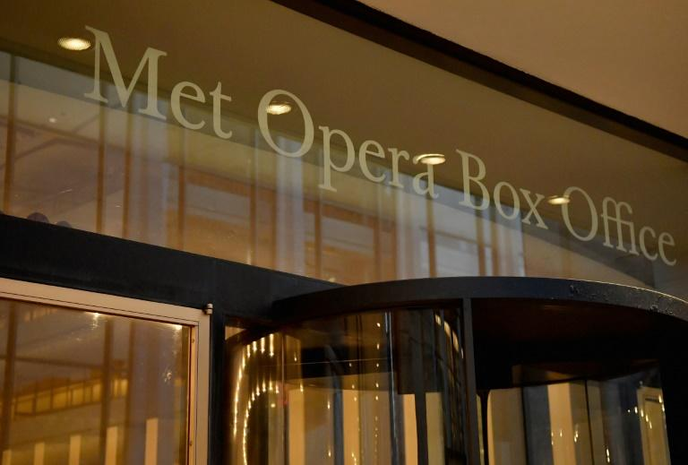 """New York's Metropolitan Opera on September 23, 2020 announced the """"painful"""" cancellation of its entire 2020-21 season over the still-spreading coronavirus pandemic"""