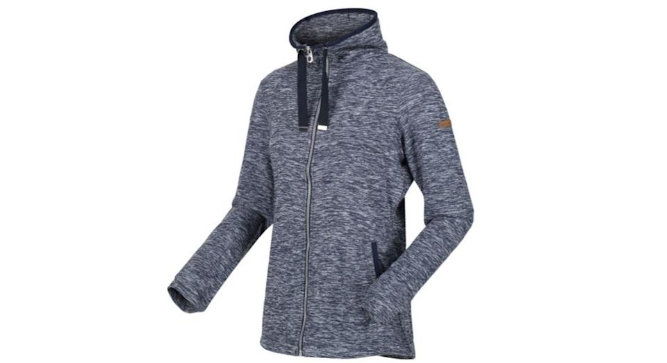Evanna Full Zip Lightweight Fleece