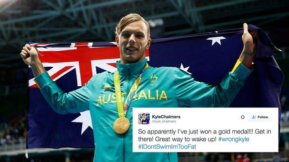 1b3ce1292a95dcf3671557c721896d96 not the gold medal winner twitter gets the wrong kyle chalmers