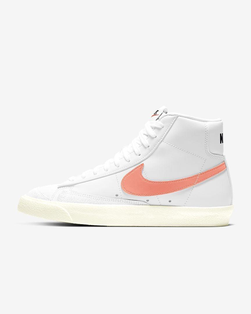 <p>You'll look so cool in these <span>Nike Blazer Mid '77 Women's Shoes</span> ($100).</p>