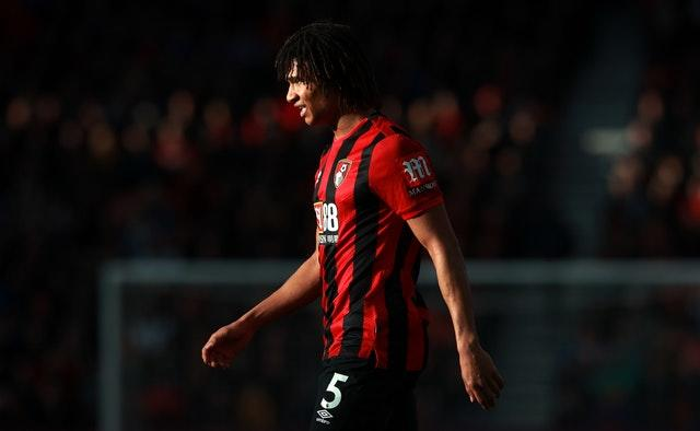 Ake's return could not prevent Bournemouth's defence from being torn apart (Adam Davy/PA)