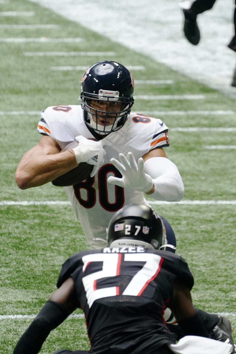Another Falcons collapse: Foles' 3 TDs lead 30-26 Bears win