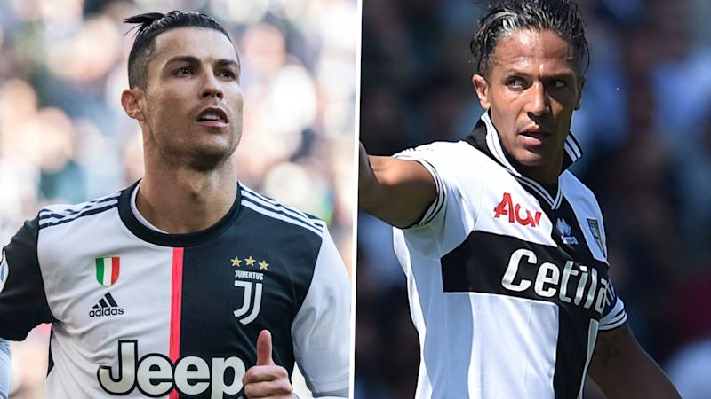 Bruno Alves is as obsessive as Cristiano Ronaldo - he drinks quail eggs after training, says Parma boss