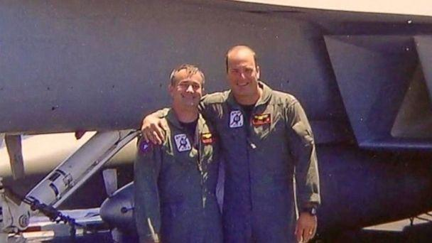 PHOTO: Former Navy Commander David Fravor told ABC News about his encounter with what he believed was a UFO. (Obtained by ABC News)