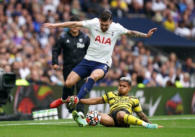 Watford could not get back into the game