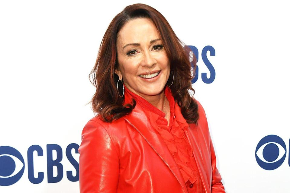 Patricia Heaton attends the 2019 CBS Upfront at The Plaza on May 15, 2019 in New York City.