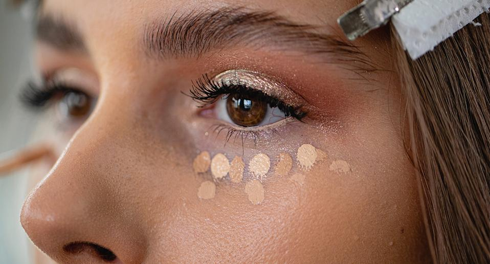 Looking for a new concealer? Glossier has you covered, as it's Stretch Concealer has garnered rave reviews. (Getty Images)