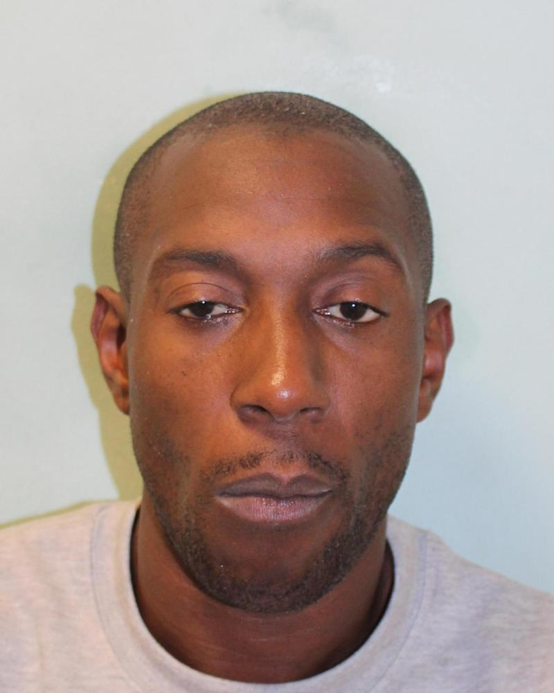 Leon Dixon, 37, from Crawley, pleaded guilty to manslaughter (Met Police)
