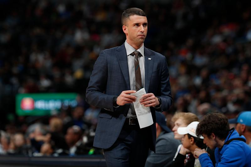Ryan Saunders Named Timberwolves Head Coach
